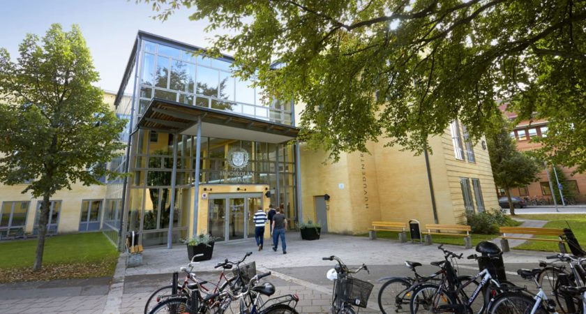 Antagningarna till Högskolan i Skövdes utbildningsprogram ökar kraftigt