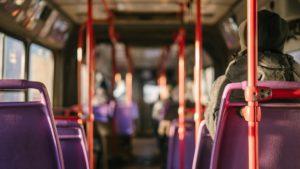 Distansstudier ska minska trängsel i kollektivtrafiken 3