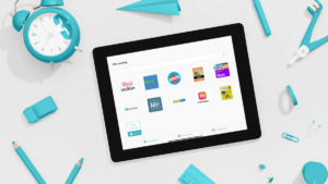Skolon lanserar efterlängtad app för iPad 1