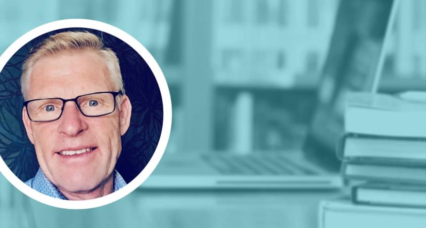 Östersund satsar på superanvändare i Skolon – Mikael Åsberg ser möjligheterna med plattformen