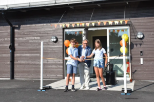 Nya Kvarnbergsskolan invigd 1