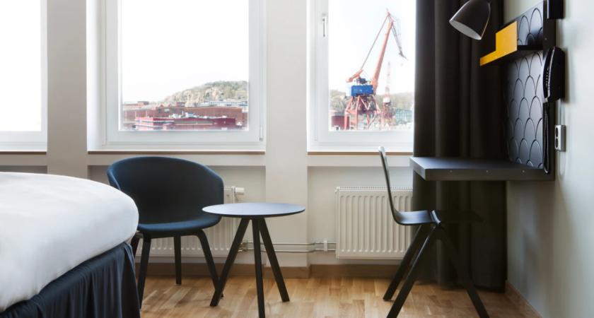 Studenter i bostadsnöd kan nu flytta in hos Nordic Choice Hotels