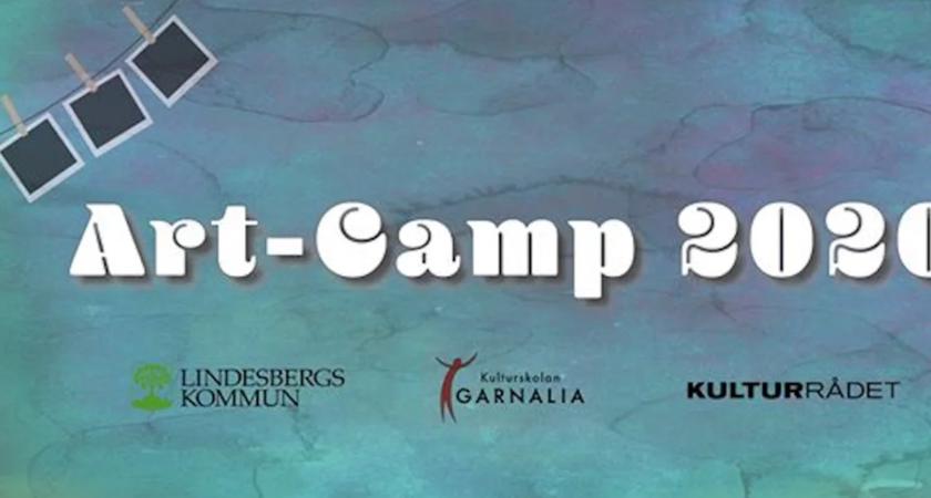 Kulturskolan Garnalia: Dags igen för Art Camp