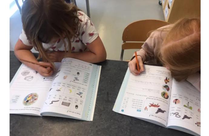 Tusentals elever börjar nu jobba i Ord & Äventyr – ny serie i svenska för lågstadiet