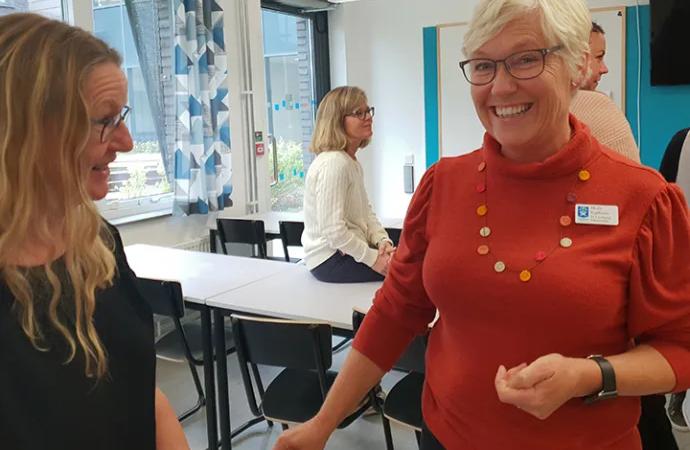 IKT-Mollys hjärta klappar för elevernas digitala kompetens – Guldäpplet 2020