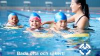 Alla grundskoleelever ska bada säkert