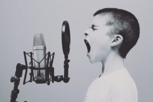 Tala är silver, tiga är guld – och sjunga är värst 1
