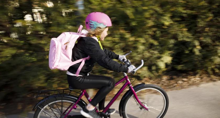 Låt barnen styra – att välja cykel framför bilskjuts till skolan