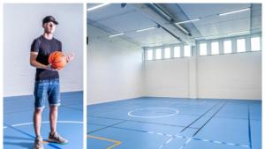 Ny idrottshall lyfter Yrkesgymnasiet i Örebro 1