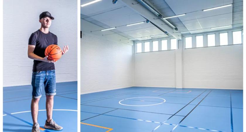 Ny idrottshall lyfter Yrkesgymnasiet i Örebro