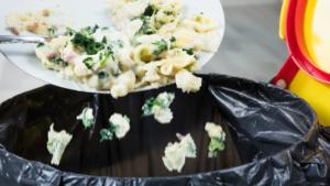 Mätning av matsvinn i skolorna under SEE hållbarhetsvecka 1