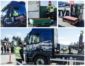 Dags för SM-kvaltävling för unga lastbilschufförer i mellansverige 1