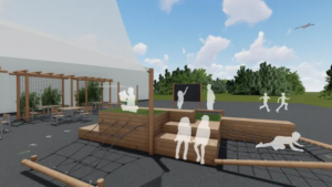 Cado lanserar koncept för coronasäker undervisning utomhus 1