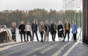 Programstart av eXpression Design i Umeå 1