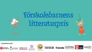 Förskolebarnens litteraturpris – uppmuntrar till läsning i förskolan 3