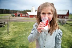Skolmjölken firar 20 år – i Sverige snart 80 1