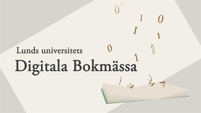 Lunds universitet bjuder på spännande forskning på digital bokmässa