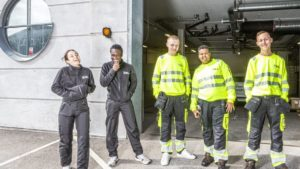 Unik möjlighet för Yrkesgymnasiet Borås att växa från grunden 1