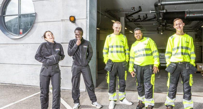 Unik möjlighet för Yrkesgymnasiet Borås att växa från grunden