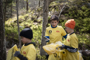 Miljön och ungdomsidrotten vinnare då Sveriges ICA-handlare och föreningar städat Sverige 1