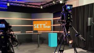 SETT lanserar digitala SETTinar 1