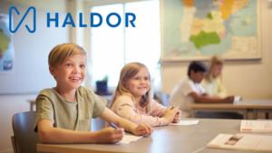Haldor gör digital inlärning enklare och roligare och finns nu på Ingram Micro Cloud Marketplace 1
