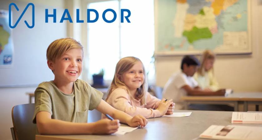 Haldor gör digital inlärning enklare och roligare och finns nu på Ingram Micro Cloud Marketplace