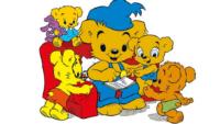 Bamse tipsar inför läslovet: Sluta inte läsa högt för läsande barn!