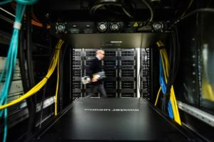 Sveriges största superdator för AI byggs vid Linköpings universitet 1
