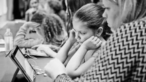 Fokus på tillgänglighet i Gleerups digitala läromedel 1