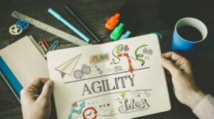Att arbeta agilt – ett måste för att organisationer ska överleva i en föränderlig värld 1