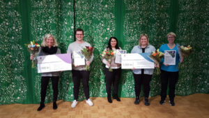Utdelning av pedagogiska priset 2020! 3