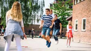 Erlaskolan Östra satsar på elevernas hälsa 1