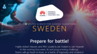 Huawei arrangerar virtuell AI-utmaning