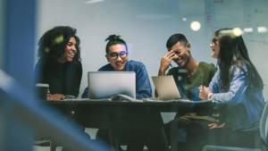 Sigma Young Talent och Microsoft AB startar samarbete för att säkra Sveriges framtidskompetenser 1
