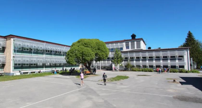 En klass på Hortlax skola går över till fjärrundervisning