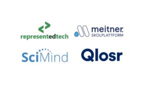Fyra nya medlemmar i branschorganisationen Swedish Edtech Industry 3
