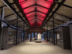 Berghs nya hem i Gasverket möjliggör hållbar utveckling 1
