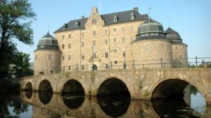 Örebro kommunala gymnasieskolor väljer CoSafe Skolsäkerhet 2