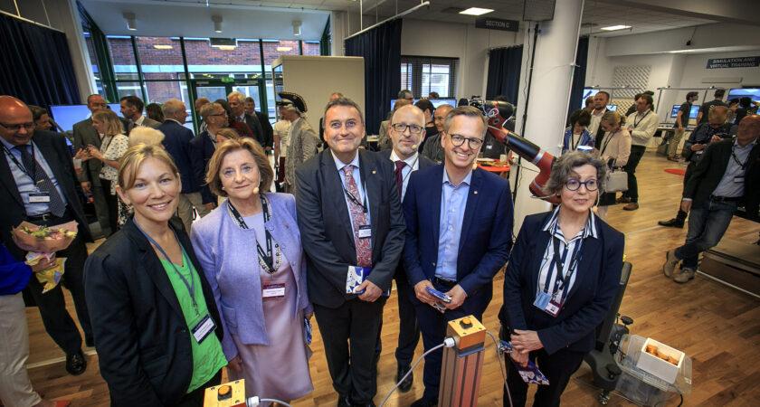 Succén för Chalmers industrilabb bidrar till företags digitalisering och konkurrenskraft