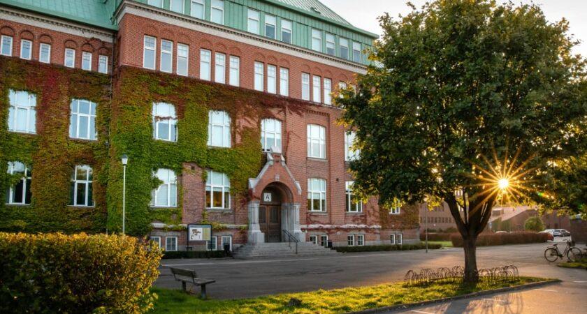 Fjärrundervisning införs igen för elever på Söderslättsgymnasiet i Trelleborg