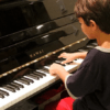 Kulturskolans nya digitala kurser ger fler möjlighet att prova på piano 4