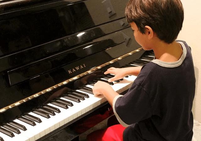 Kulturskolans nya digitala kurser ger fler möjlighet att prova på piano