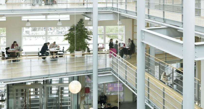 Studenter bidrar med digitala innovationer till framtidens campus