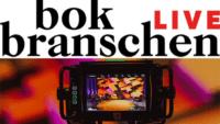 Bokbranschen LIVE – årets stora branschseminarium livesänds via Bokmässan Play