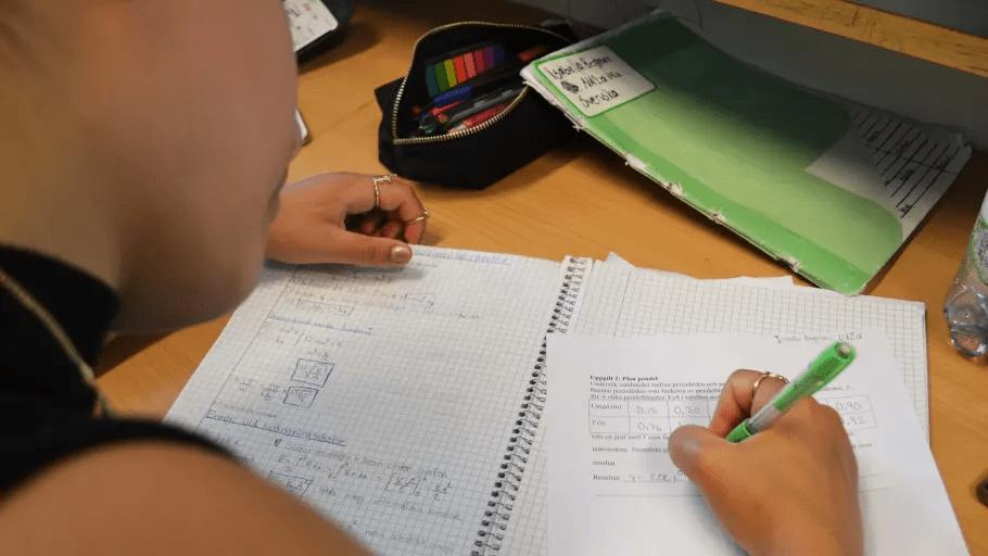 Årskurs 7 och 8 fortsätter med fjärrundervisning