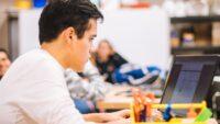 Distansundervisning för elever på högstadiet och gymnasiet i Trelleborg efter sportlovet