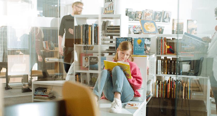 BTJ levererar bibliotekssystem till svenska skolor  genom ett samarbete med danska Systematic