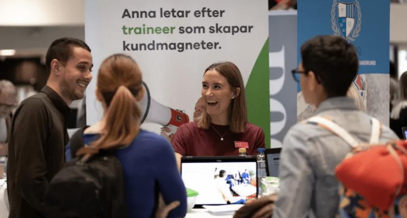 Digital karriärmässa ska hjälpa studenter och alumner att hitta arbete