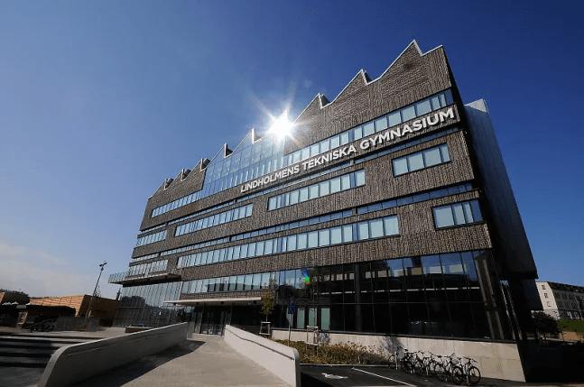 Göteborgs nyaste gymnasieskola nominerad till Kasper Salin-priset